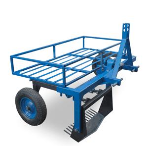Что нужно для посадки и уборки чеснока трактором?