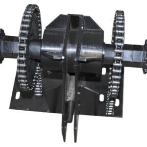 Ходоуменьшитель (редуктор понижающий) цепной 105 (ЗХ1)