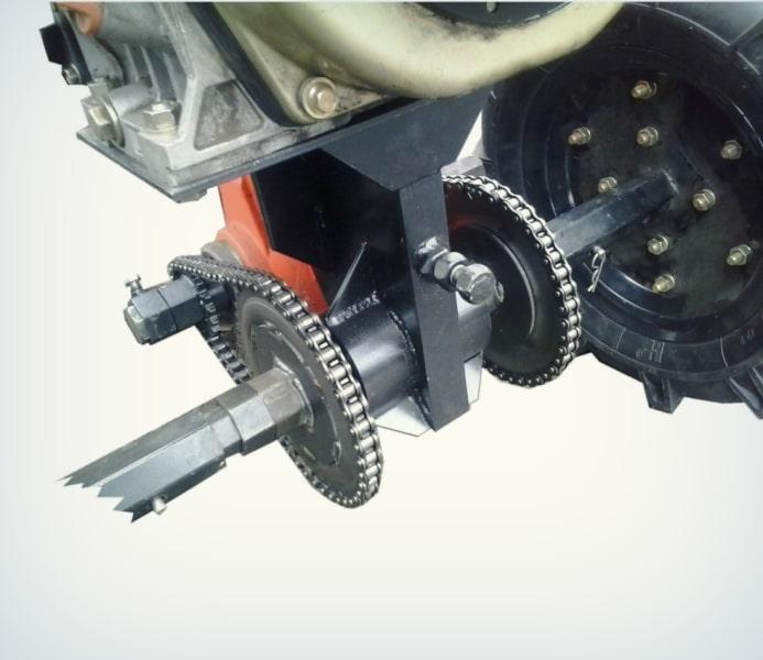 Ходоуменьшитель (редуктор понижающий) цепной для мотоблока 135 (ЗХ2)
