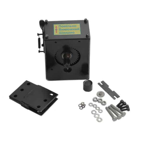 Ходоуменьшитель редукторный для бензиновых мотоблоков (ЗХ5)