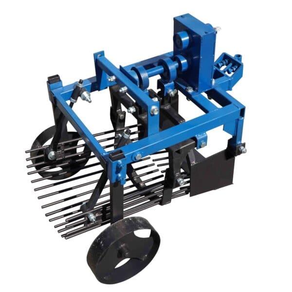 Картофелекопалка вибрационная для мотоблоков 105, 135 под ВОМ с ходоуменьшителем (с карданным валом) (КК18,ККд18)