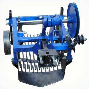 Картофелекопатель для мотоблока с водяным охлаждением двухэксцентриковый (КК8)