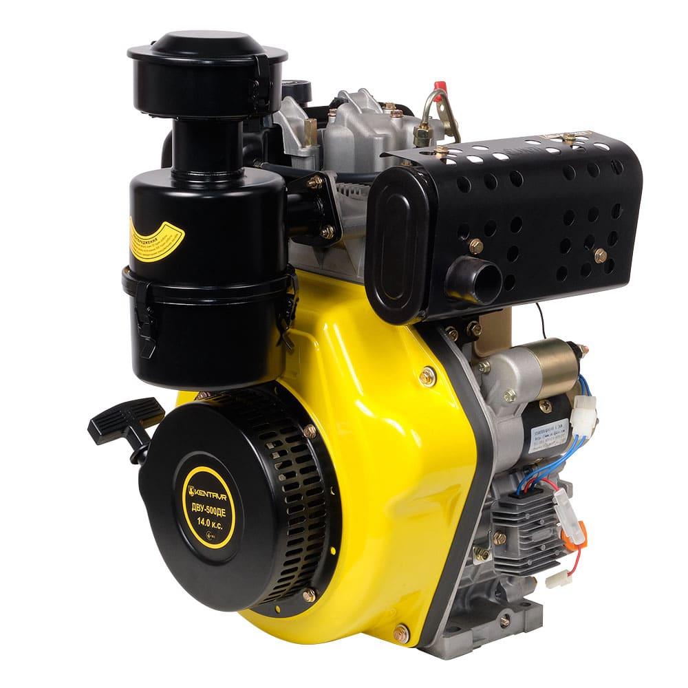 Двигатель Кентавр ДВУ-500ДЕ