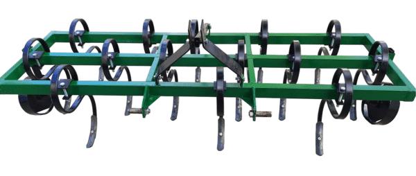 Культиватор пружинный навесной для минитрактора КУП-2,0 У тип 2