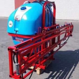Опрыскиватель навесной Jar Met 800л 14м на трактор со стабилизатором Польша
