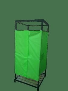Душевая кабина (летний душ) на улице - купить недорого