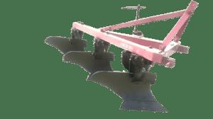 Заказать плуг трёхкорпусный для трактора и минитрактора в Украине