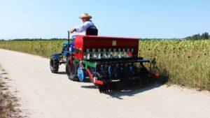Купить сеялки зерновые для минитрактора и трактора по низкой цене